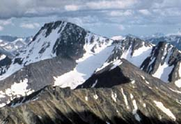 Whitecap Mountain photo