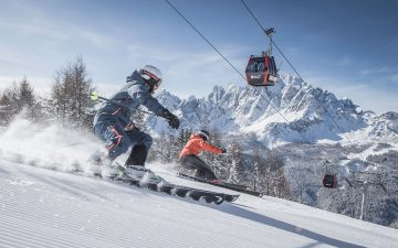 New Italian–Austrian Cross-Border Ski Area Gets Go Ahead in Italy
