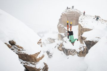 Double Backflips into Corbet's Couloir Win $10,000